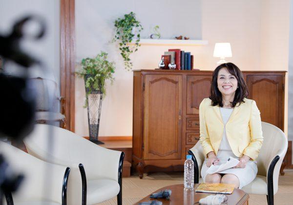 アサヒ緑健「家族の笑顔」出演